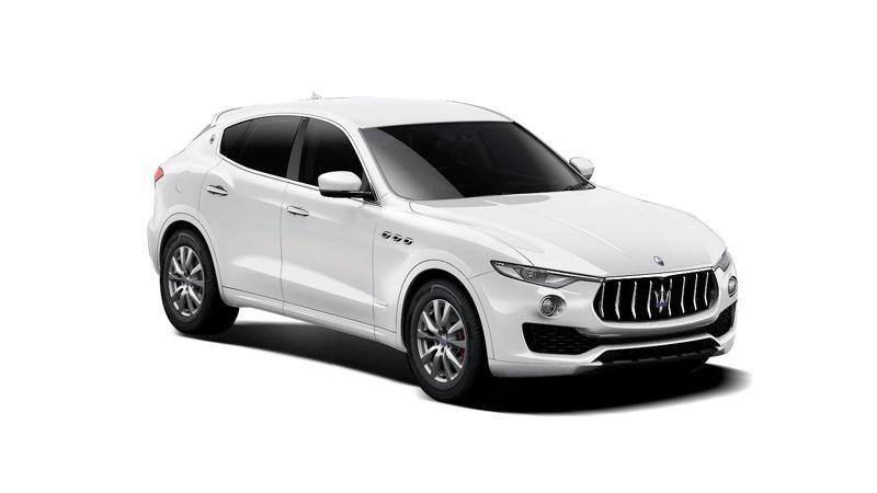 Maserati Levante Images
