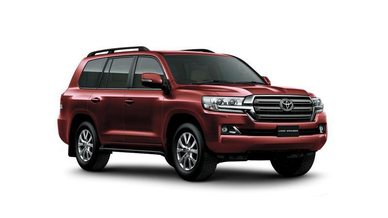Toyota Land Cruiser Images