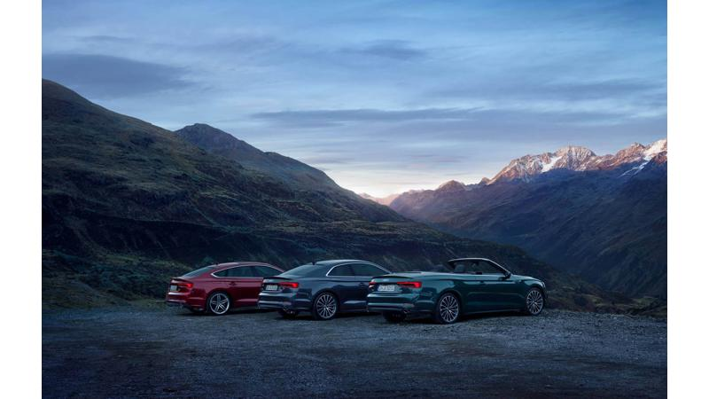 Audi to launch A5 in India on October 5