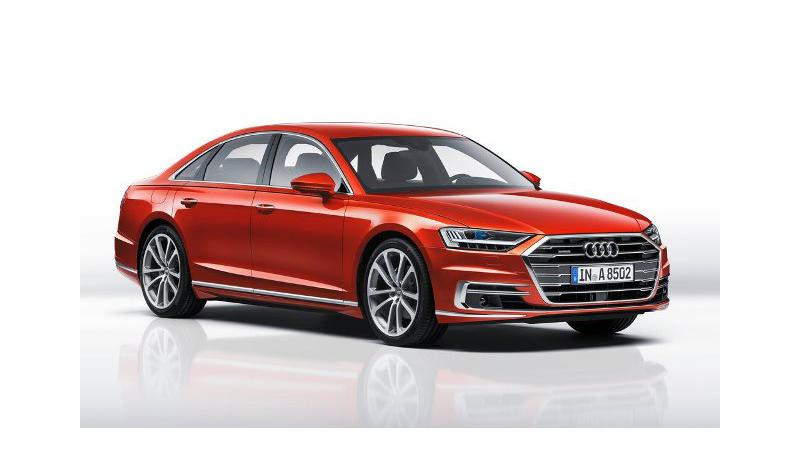 Audi to showcase new A8 and two concepts at Frankfurt Motor Show