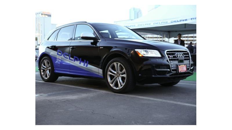 Driverless car by Delphi completes 5,500 Kilometer trip across US