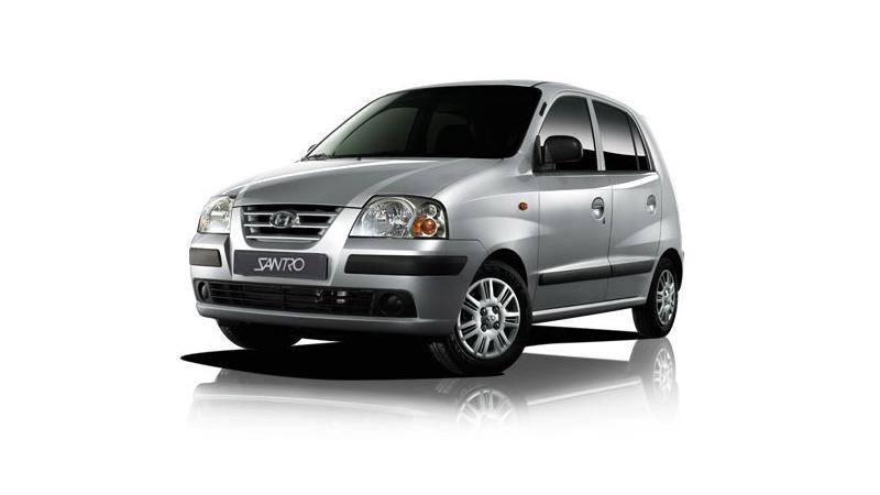 Time to say goodbye to Hyundai Santro ?