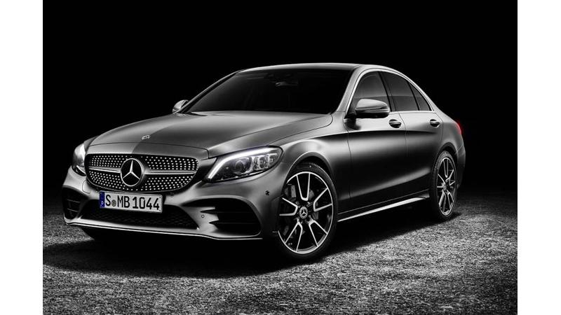 Mercedes-Benz C-Class facelift slated for launch on 20 September
