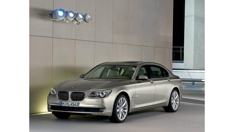 Bmw 760li For Sale >> New Bmw 760li On Sale In India Cartrade