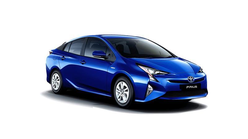 Toyota Prius Images