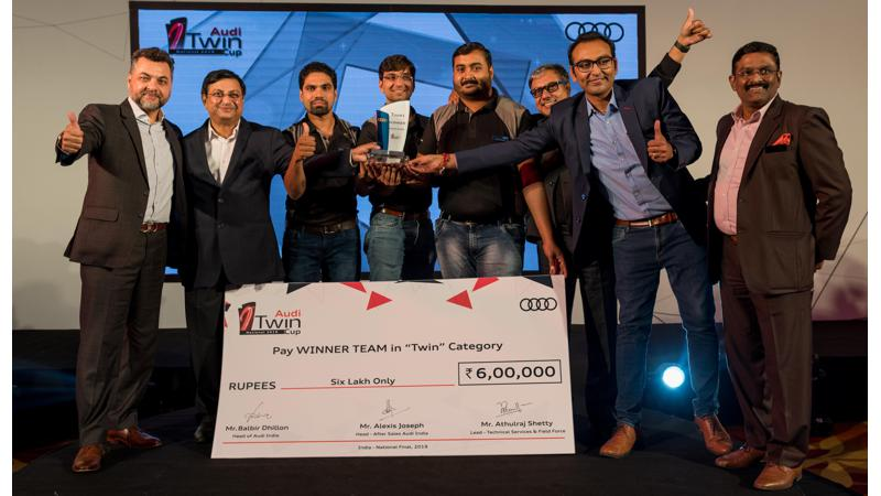 Audi India concludes ninth edition of Audi National Twin Cup