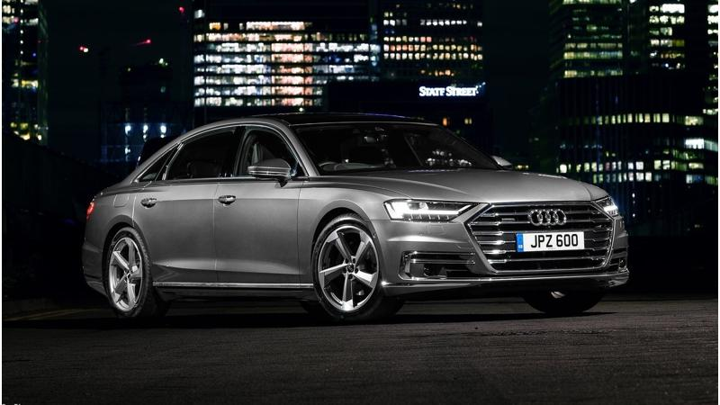 Audi A8L to be launched in India in February 2020