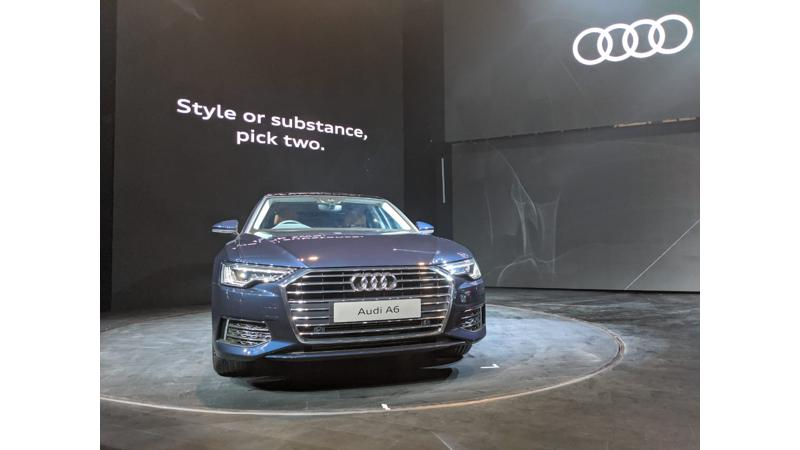 Audi launches eighth generation A6 in India at Rs 54.20 lakhs