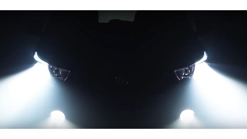 Fiat releases teaser video for the Argo hatchback