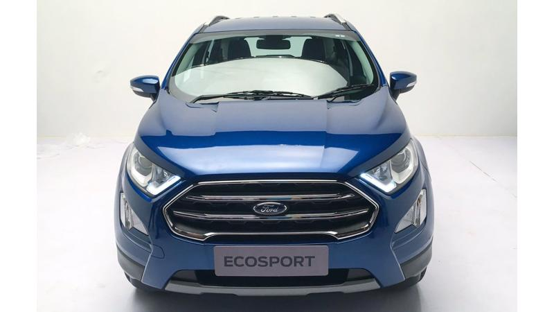 2017 Ford EcoSport to be launched tomorrow