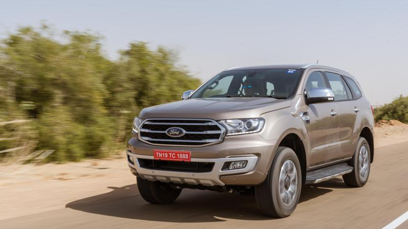 Ford Endeavour, Aspire and EcoSport available with discounts up to Rs 2 lakhs