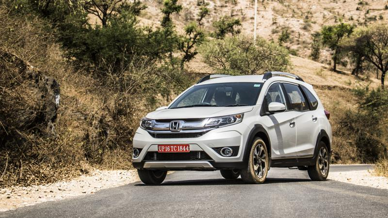 Honda CR-V, Civic and BR-V available with discounts up to Rs 5 lakhs