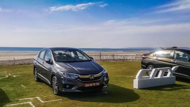 Honda City turns 20
