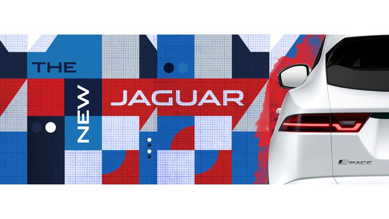 Jaguar E-Pace officially teased ahead of debut next month