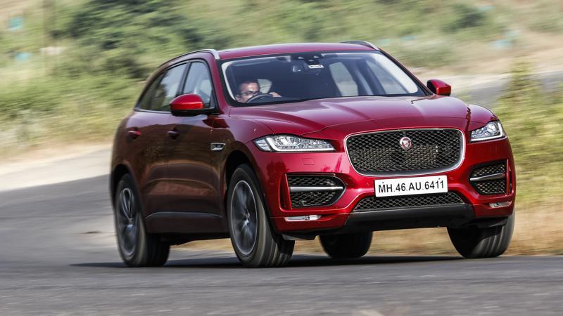 Jaguar updates most of its model range for 2017