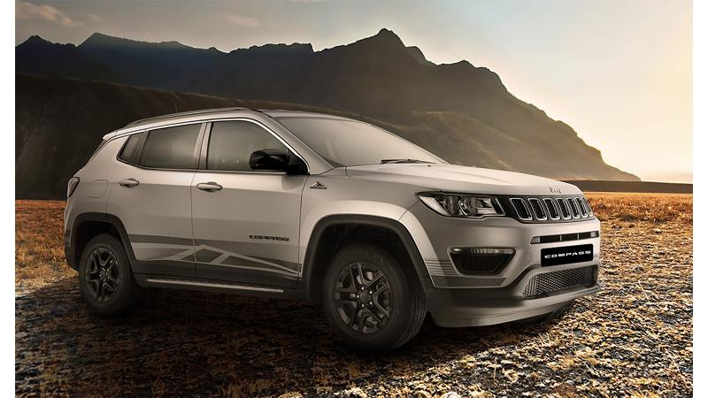 Jeep India launches Compass Bedrock limited edition