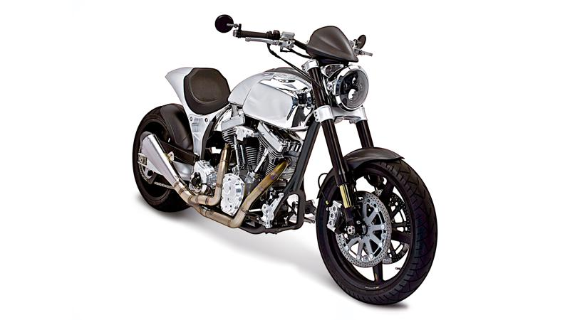 Keanu Reeves' Arch Motorcycle KRGT-1 bike ready to go on sale
