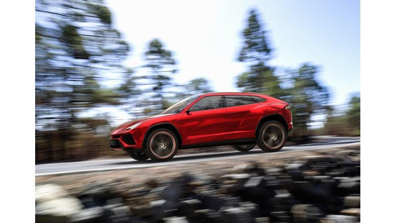 Lamborghini Urus production to commence from April