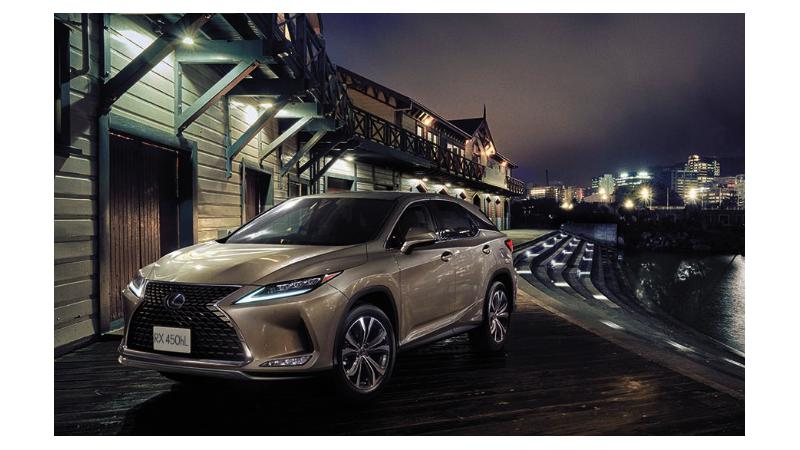 Lexus RX 450hL introduced in India for Rs 99 lakhs