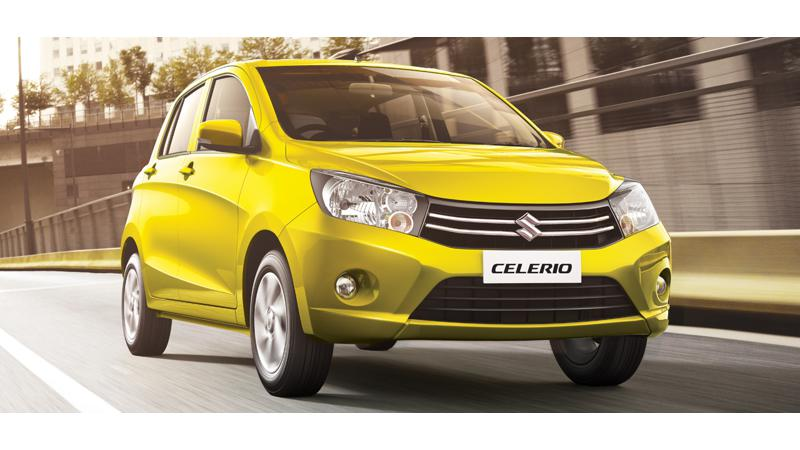 Maruti Celerio price down to Rs 3.76 lakh