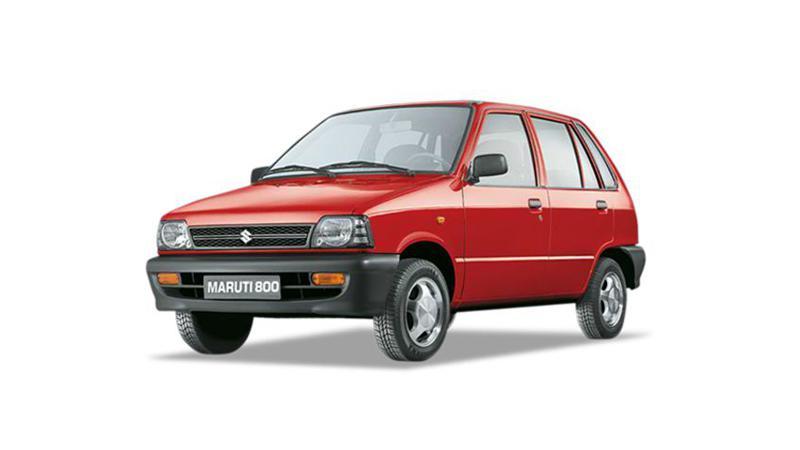 Maruti Suzuki 800 finally retires from Indian streets