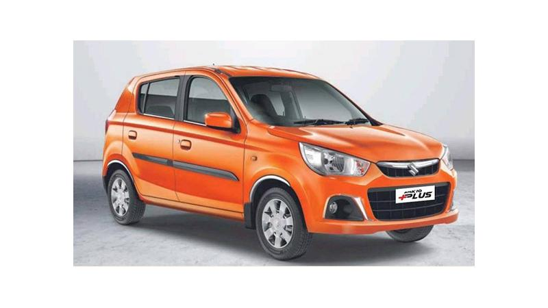 Maruti Suzuki launches Alto K10 Plus edition in India at Rs 3.40 lakh