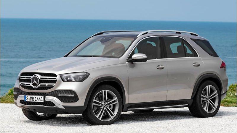 Next-gen Mercedes-Benz GLE-Class: Variants explained