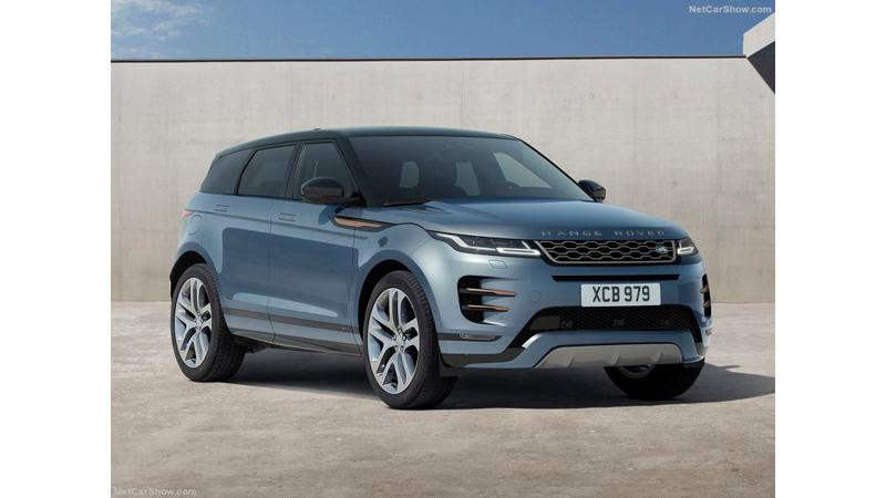 New Range Rover Evoque due for India launch on 30 January
