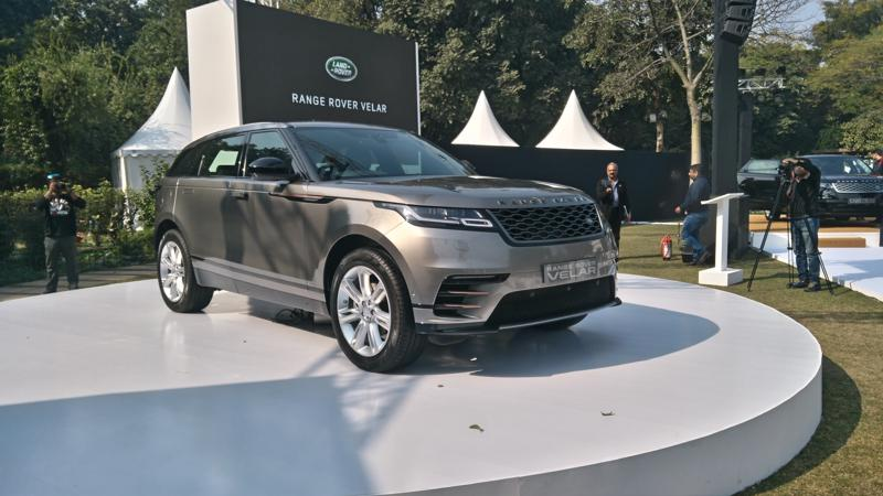 Launch picture gallery: Range Rover Velar