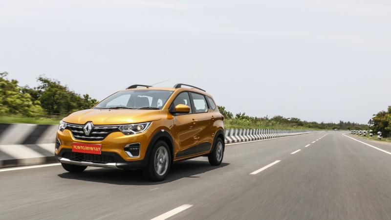 Renault to launch Triber in India tomorrow