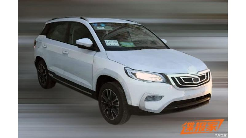 2018 Skoda Yeti spotted on test in China