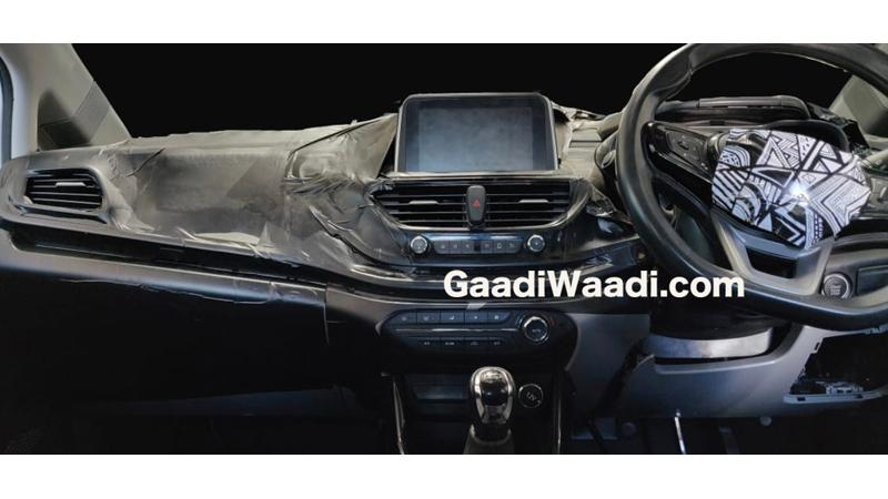 Tata Aquilla interiors spied for the first time