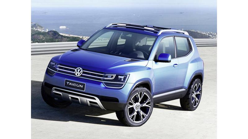 Volkswagen Taigun shall be showcased ahead of this festive season