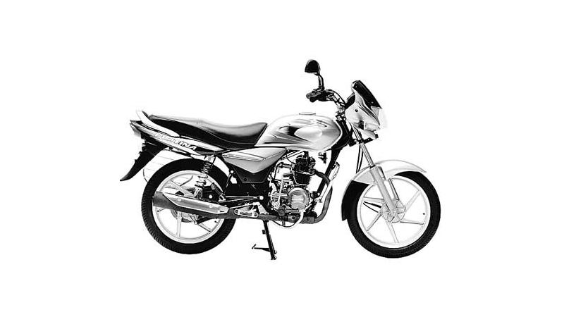 New Bike Platina from Bajaj