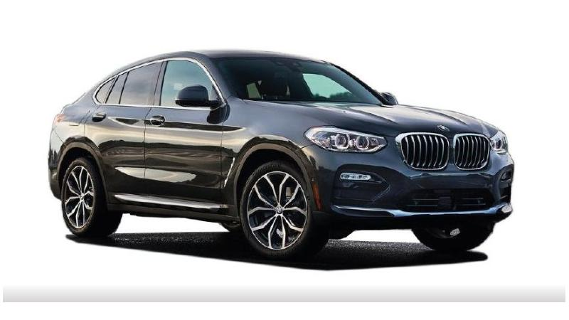 BMW X4 Images