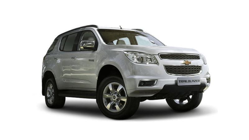 Chevrolet Trailblazer Images