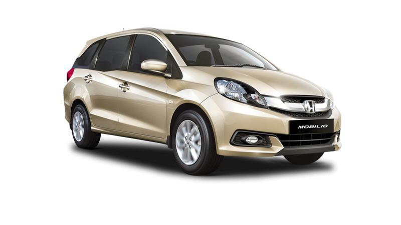 Honda Mobilio Images