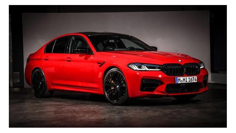 BMW M5 Photos