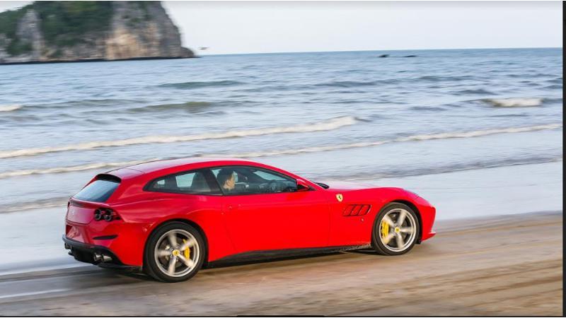 Ferrari Purosangue Photos