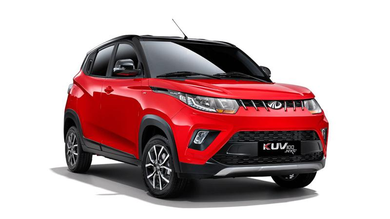 Mahindra Kuv100 Nxt Price In India Specs Review Pics Mileage Cartrade