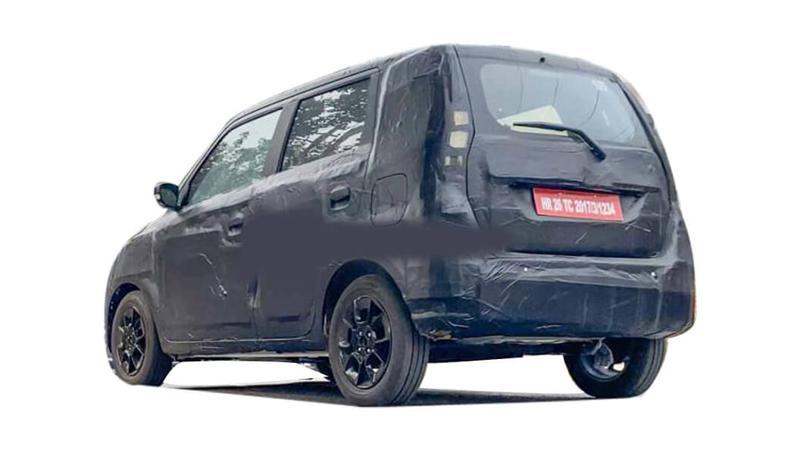 Maruti Suzuki Wagon R Photos