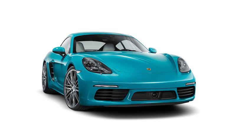 Porsche 718 Images
