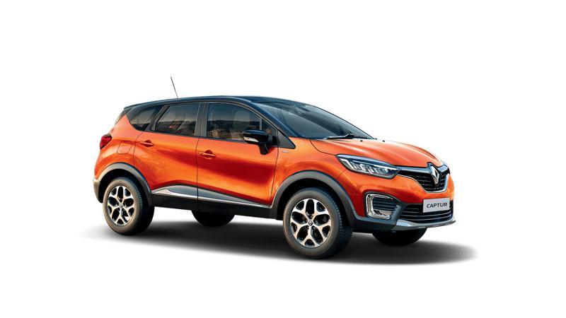 Renault Captur Images