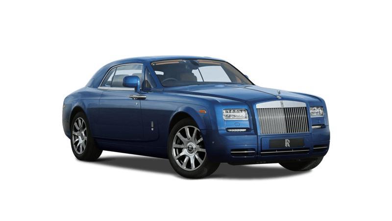 Rolls Royce Phantom Coupe Images