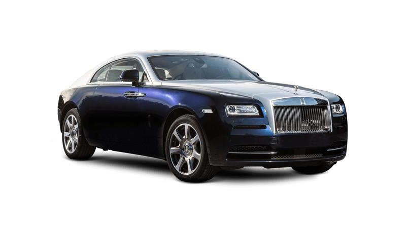 Rolls Royce Wraith Images