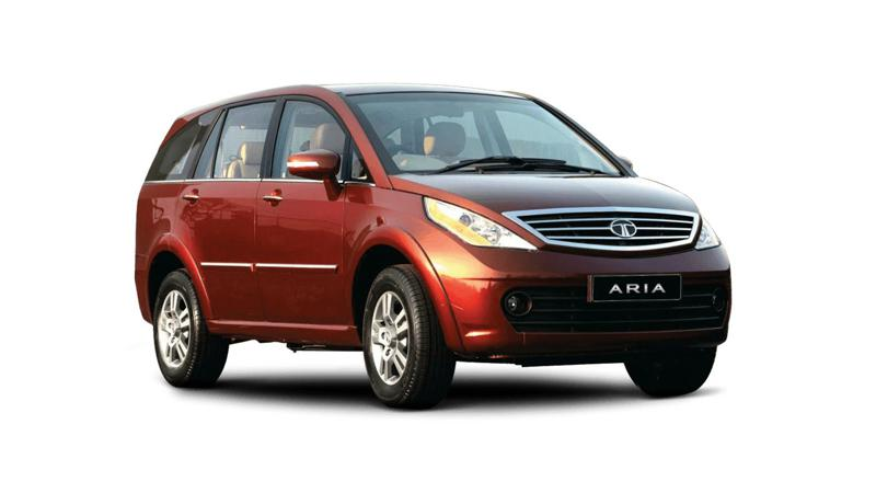 Tata Aria Images