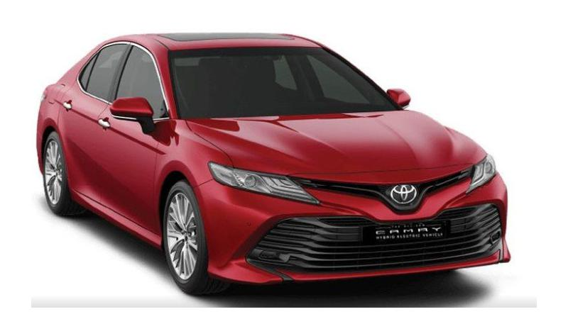 Toyota Camry Images