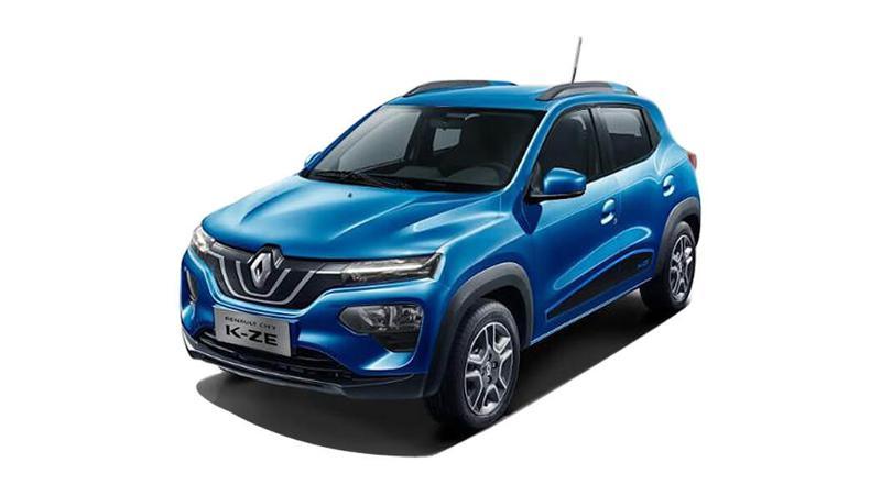 Renault City K-ZE Photos