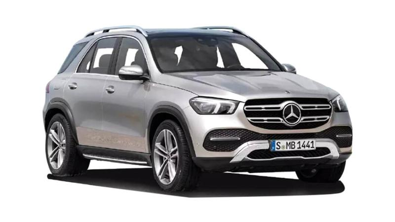 Mercedes Benz GLE Images