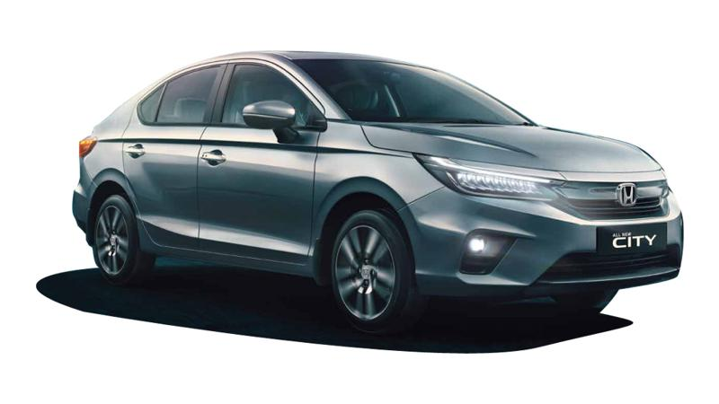 Honda All New City Images